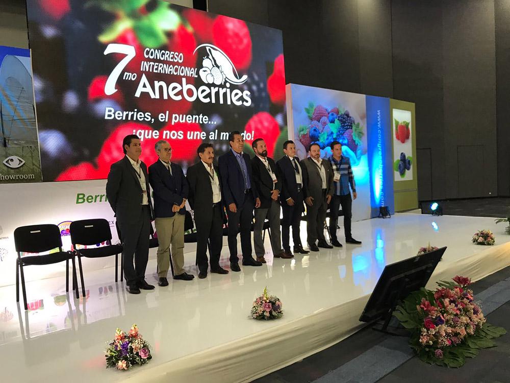 Congreso Aneberries 2017
