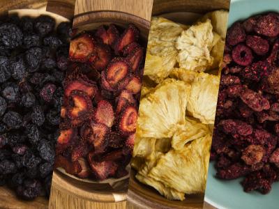 BQ Fruits Productos deshidratados